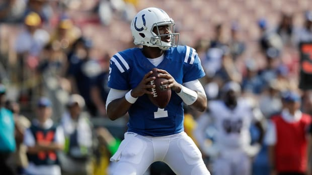 Reports: Jacoby Brissett Named Colts' Starting QB - IMAGE