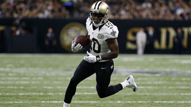 New Orleans Saints trade Brandin Cooks to Patriots for picks--IMAGE