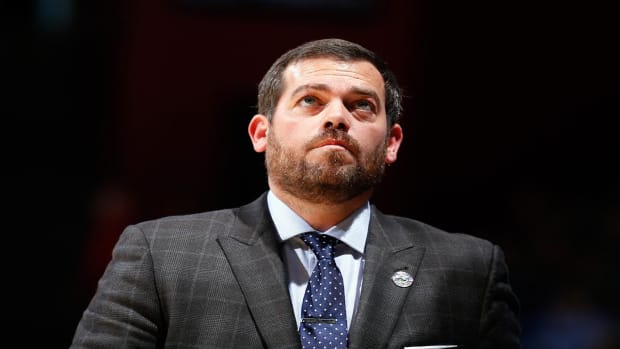 Manhattan HC Steve Masiello: 'This generation is a fraudulent generation' - IMAGE