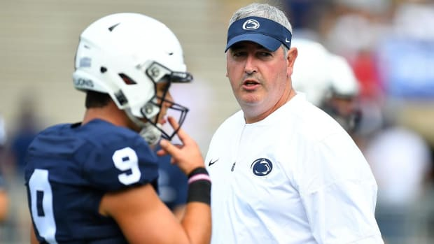 Mississippi State To Hire Joe Moorhead as Head Coach--IMAGE