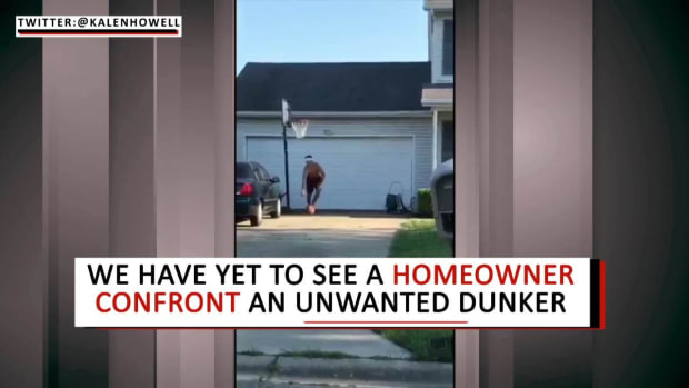 What Is the Drive-by Dunk Challenge? - IMAGE