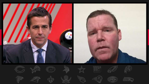 Former Redskins GM Scot McCloughan on Andrew Luck, Josh Gordon, and the Wentz, Dak, or Goff Debate - IMAGE
