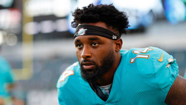Dolphins WR Jarvis Landry Will Not Face Domestic Violence Charges--IMAGE