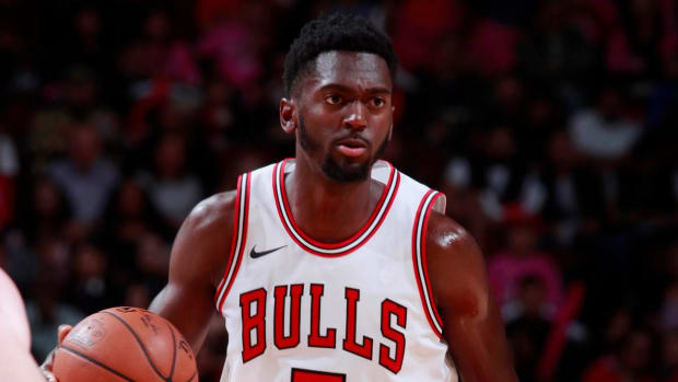Bulls Suspend Bobby Portis Eight Games After Scuffle with Nikola Mirotic - IMAGE