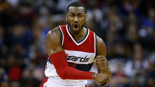 NBA Power Rankings: Wizards' dominant 2017 continues - IMAGE