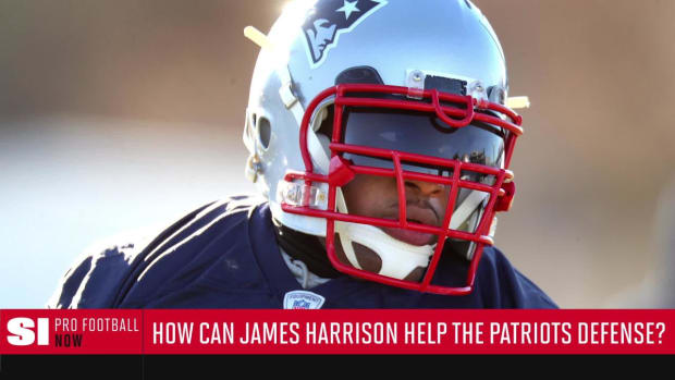 What Swayed James Harrison to Sign With Rival Patriots After Steelers Release? - IMAGE