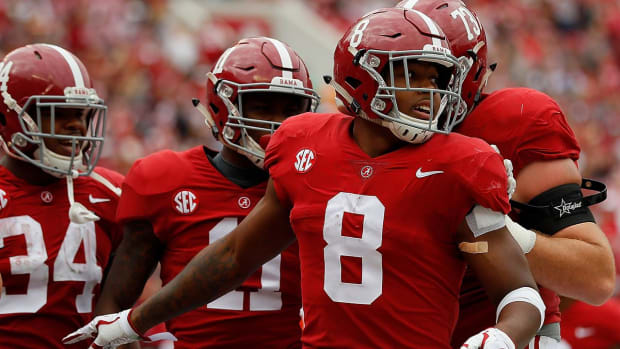 #DearAndy: Undefeated Alabama Loses to Georgia in SEC Championship, Who Gets In? - IMAGE
