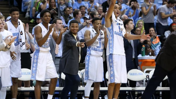 UNC-Notre Dame postponed due to emergency water shortage--IMAGE