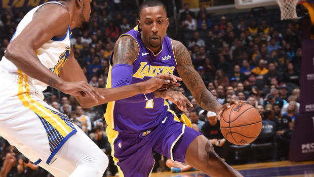 Kentavious Caldwell-Pope is Playing For the Lakers While Serving a Jail Sentence - IMAGE