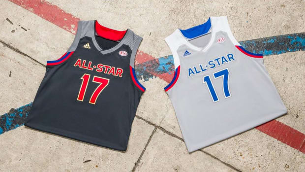 2017 NBA All-Star Game uniforms revealed - IMAGE
