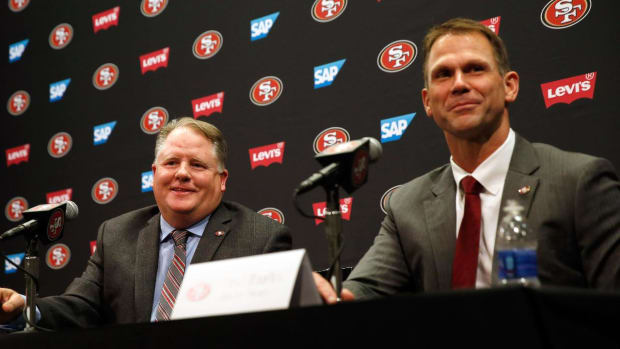 Report: 49ers expected to fire coach Chip Kelly, GM Trent Baalke - IMAGE
