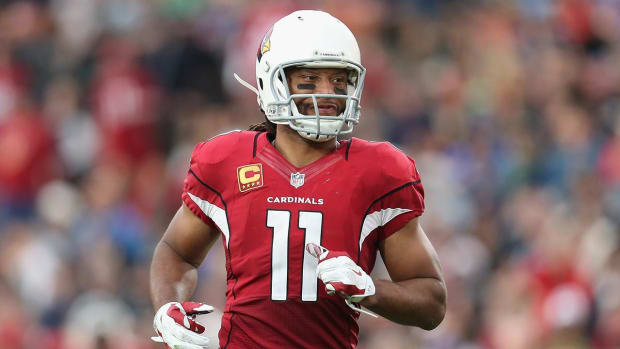 Cardinals WR Larry Fitzgerald returning for 14th NFL season - IMAGE