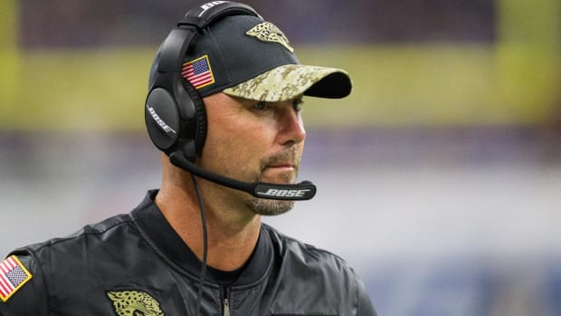 Ex-Jaguars head coach Gus Bradley hired as Chargers defensive coordinator--IMAGE