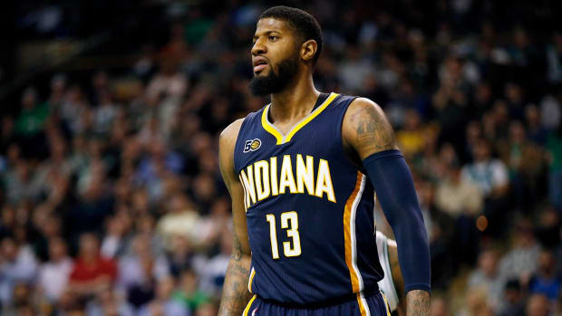 Paul George tells Pacers he plans to leave franchise in 2018 - IMAGE