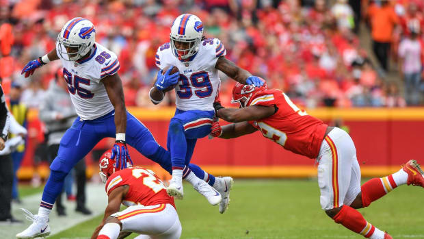 How Have the Bills Rebounded From the Tyrod Taylor-Nathan Peterman Situation? - IMAGE