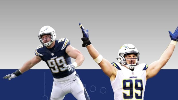 2017 Los Angeles Chargers Preview - IMAGE