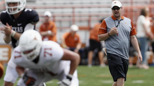 #DearAndy: Should Texas be Ranked in the Top 25 to Start the Season?