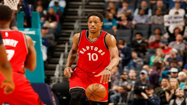 NBA Power Rankings: Raptors' 2017 mediocrity continues - IMAGE