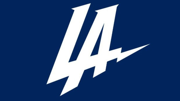 Chargers announce move to Los Angeles, unveil new logo - IMAGE