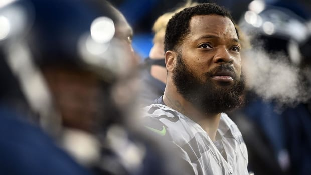 Michael Bennett: White Player Joining Anthem Protests Would 'Really Get Things Changed'