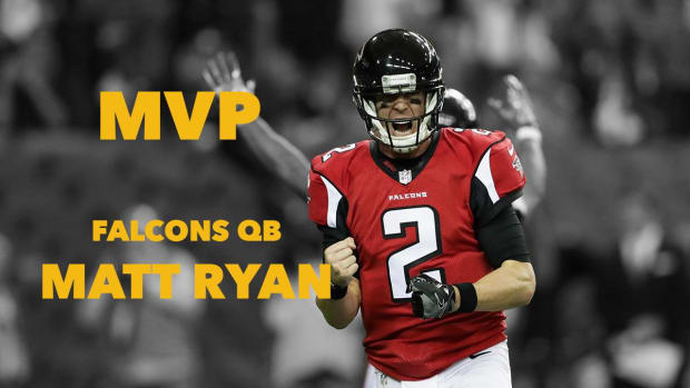 The 2017 NFL Honors awards--IMAGE