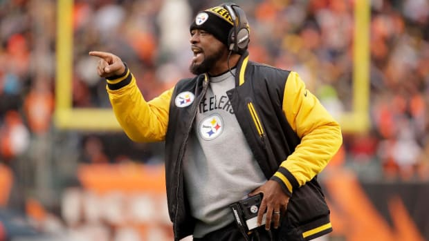 Steelers Extend Mike Tomlin Through 2020 Season - IMAGE