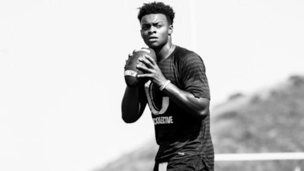 Class of 2018 No. 1 Recruit Justin Fields Commits to Georgia - IMAGE