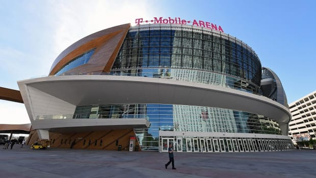 Mayweather-McGregor fight moved to larger arena, Big3 championship bumped - IMAGE