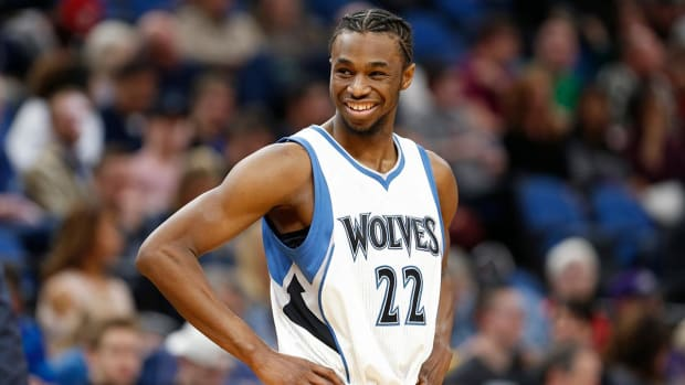 Andrew Wiggins: I'm Worth 'Nothing Less' Than A Max Contract - IMAGE