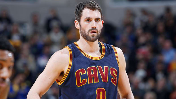 Cavaliers' Kevin Love to have knee procedure, miss six weeks - IMAGE