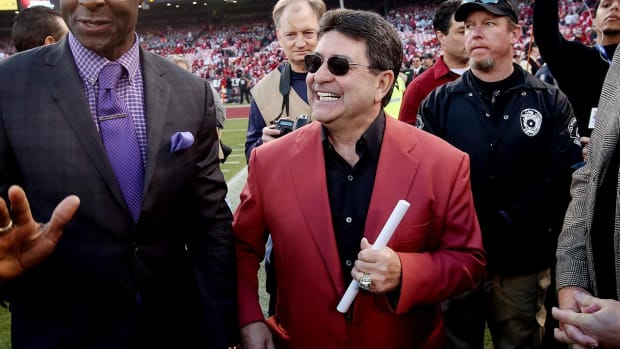 Report: Eddie DeBartolo Jr. Considering Bid for Carolina Panthers--IMAGE