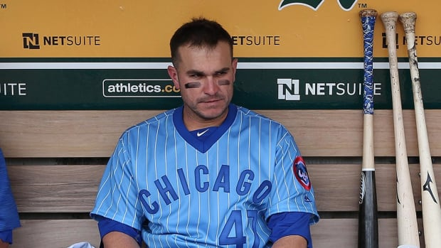 Miguel Montero traded to Blue Jays for player to be named later or cash - IMAGE