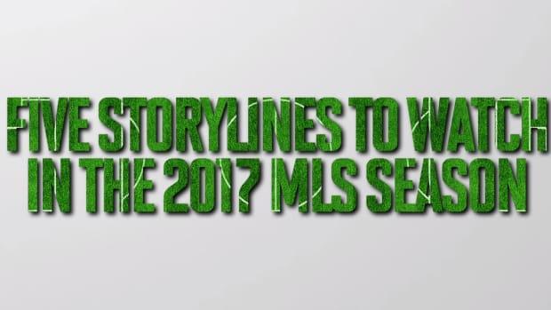 Top 5 storylines in the 2017 MLS season - IMAGE