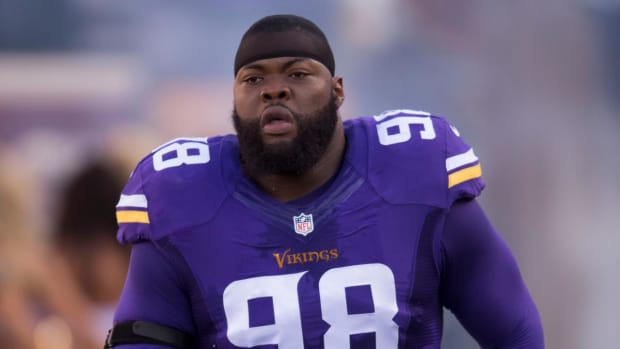 Report: Linval Joseph and Vikings Agree to 4-Year, $50 Million Extension - IMAGE
