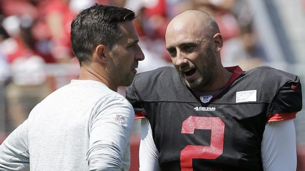 This Is What the 49ers Saw In Brian Hoyer -- IMG