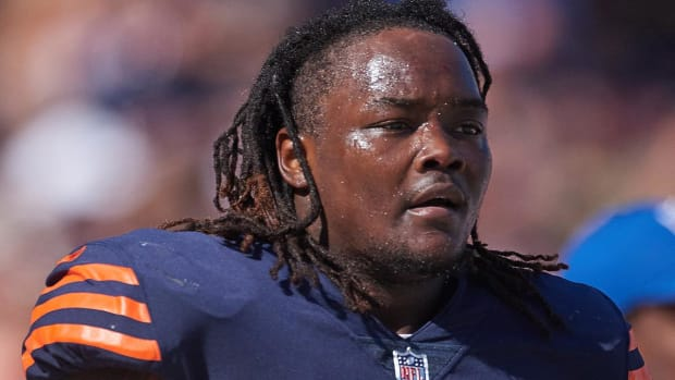 Danny Trevathan Suspended Two Games for Hit on Davante Adams - IMAGE