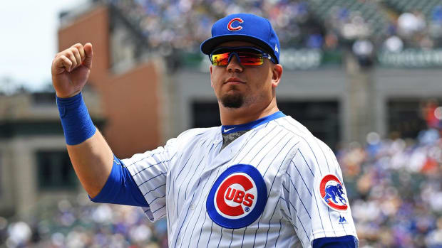 Cubs to recall Kyle Schwarber from minors--IMAGE
