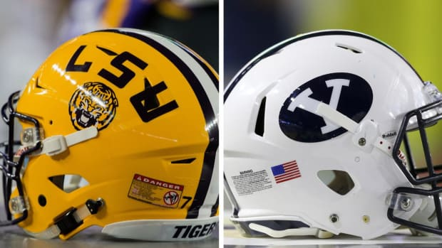 LSU-BYU AdvoCare Texas Kickoff Likely To Be Moved From Houston - IMAGE