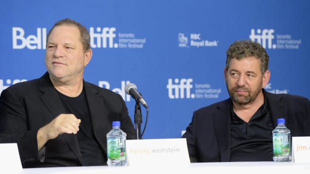 Knicks Owner James Dolan Accused of Knowing of Harvey Weinstein's Behavior - IMAGE