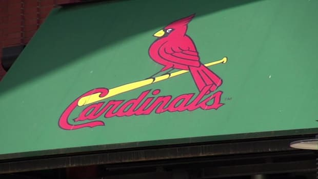 Woman grazed by stray bullet at St. Louis Cardinals game - IMAGE