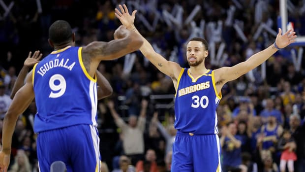 NBA Power Rankings: Warriors surging ahead of playoffs - IMAGE