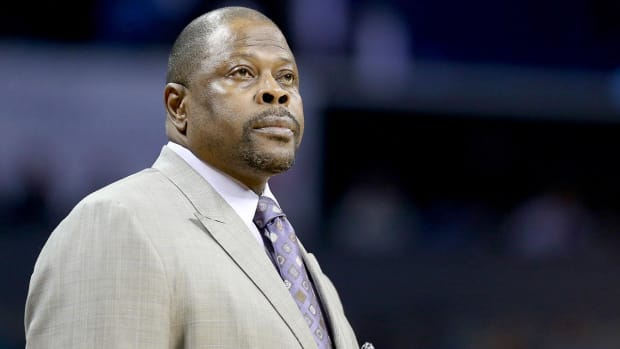 Georgetown hires Patrick Ewing as next head coach - IMAGE