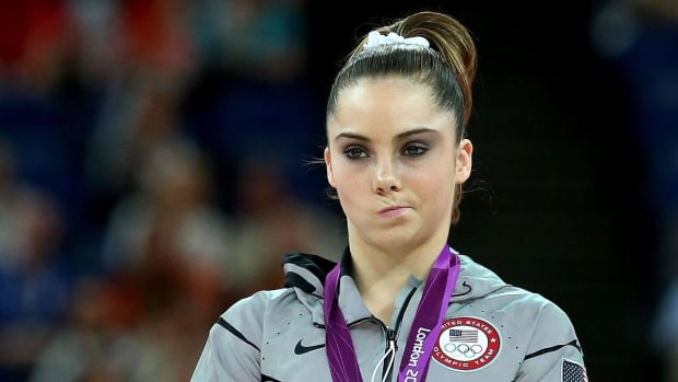 McKayla Maroney Alleges USA Gymnastics Tried to Silence Her Abuse Story - IMAGE
