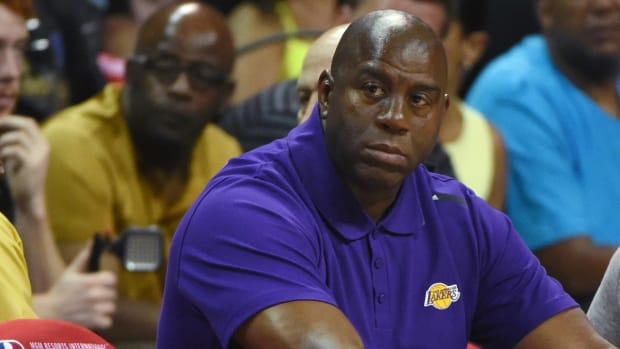 NBA Investigating Lakers for Tampering With Paul George, at Pacers' Request - IMAGE