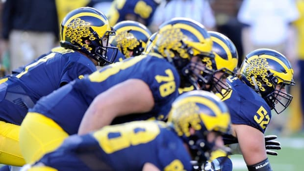 #DearAndy: What does Michigan need to do to be a national contender? -- IMAGE