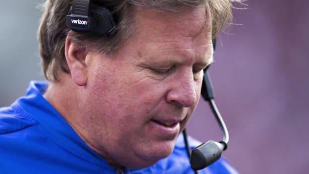 Did Chaos at Florida Play into QB Decision? - IMAGE