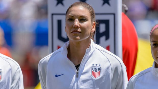 Report: Hope Solo Reaches Agreement With U.S. Soccer Federation Over Grievance - IMAGE
