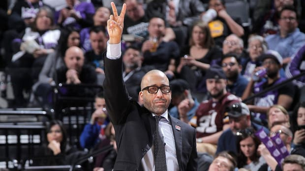 Grizzlies Fire Head Coach David Fizdale--IMAGE