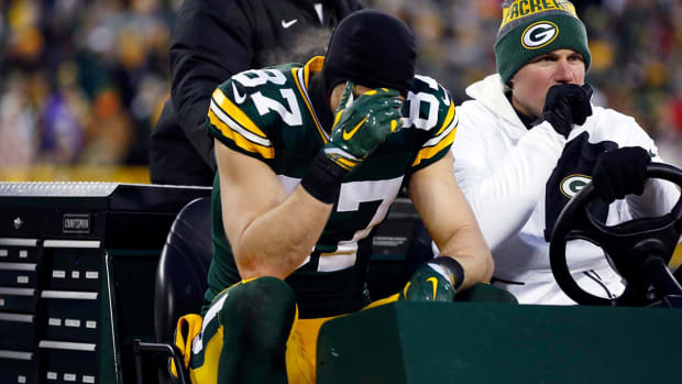 Packers WR Jordy Nelson (ribs) ruled out vs. Cowboys - IMAGE