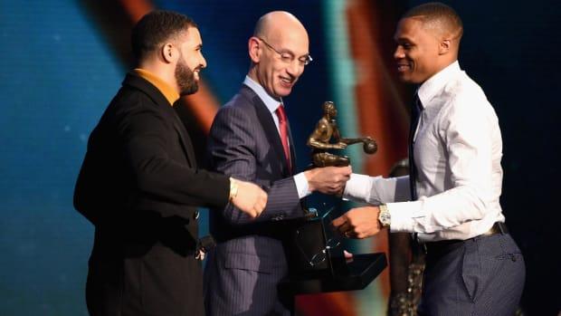2017 NBA Awards roundup--IMAGE